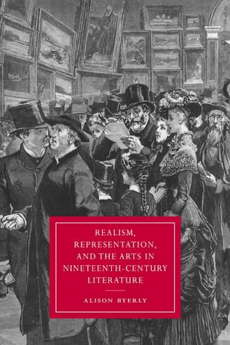 Realism, Representation, and the Arts in Nineteenth-Century Literature   1997 9780521025348 Front Cover