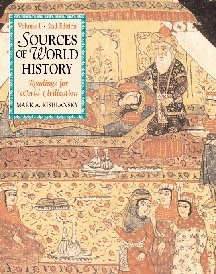 Sources in World History : Readings for World Civilization 2nd 1999 9780534560348 Front Cover