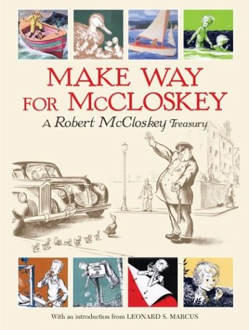 Make Way for McCloskey   2004 edition cover