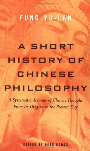 History of Chinese Philosophy   1997 edition cover