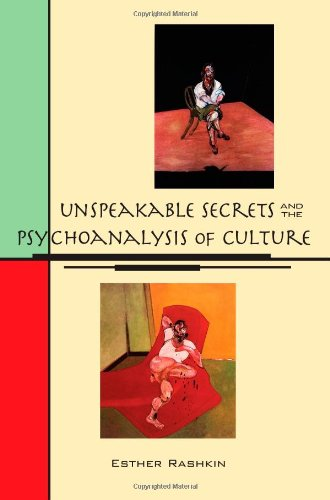 Unspeakable Secrets and the Psychoanalysis of Culture   2008 edition cover