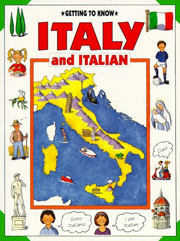 Getting to Know Italy and Italian  1993 edition cover