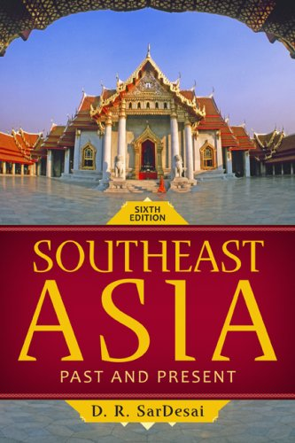 Southeast Asia Past and Present 6th 2009 edition cover
