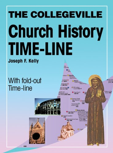 Collegeville Church History Time-Line   2005 edition cover