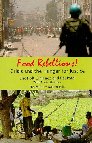 Food Rebellions Crisis and the Hunger for Justice  2009 edition cover