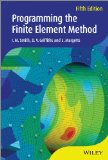 Programming the Finite Element Method  5th 2013 edition cover