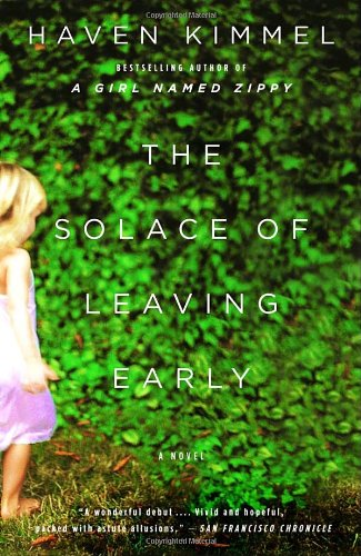 Solace of Leaving Early  Reprint edition cover