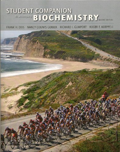 BIOCHEMISTRY:SHORT COURSE-STUD N/A edition cover
