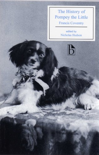 The History of Pompey the Little: Or, the Life and Adventures of a Lap-dog  2008 edition cover
