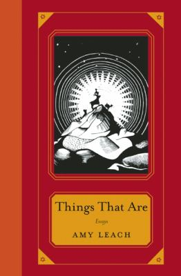 Things That Are   2012 edition cover