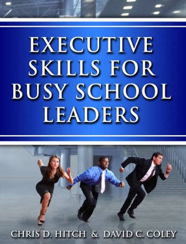 Executive Skills for Busy School Leaders   2010 9781596671348 Front Cover