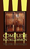 COMPLETE BACKGAMMON N/A edition cover