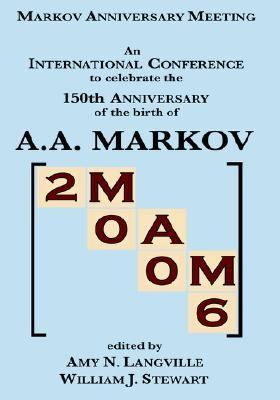 Mam 2006 Markov Anniversary Meeting N/A 9781932482348 Front Cover