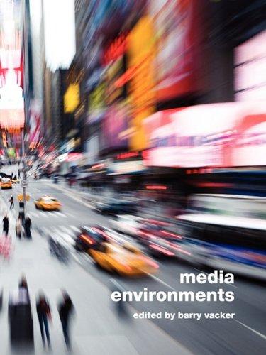 Media Environments   2011 edition cover