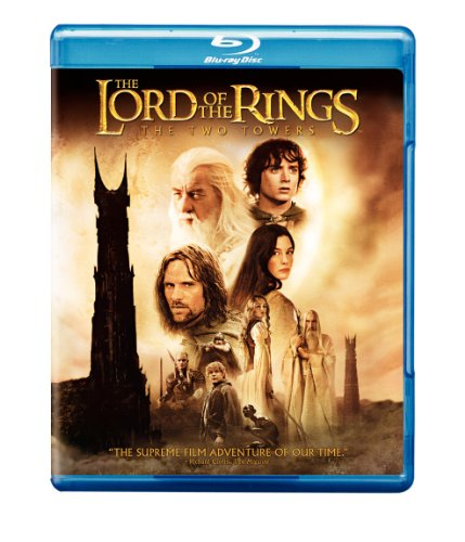 The Lord of the Rings: The Two Towers [Blu-ray] System.Collections.Generic.List`1[System.String] artwork