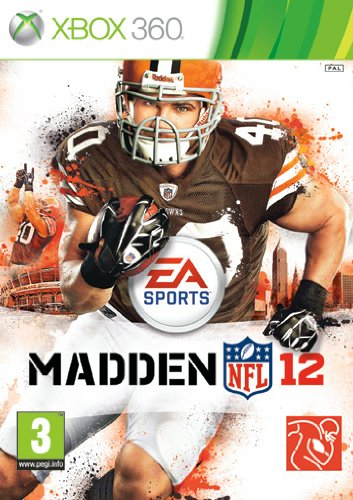 Madden NFL 12 - Xbox 360 Xbox 360 artwork