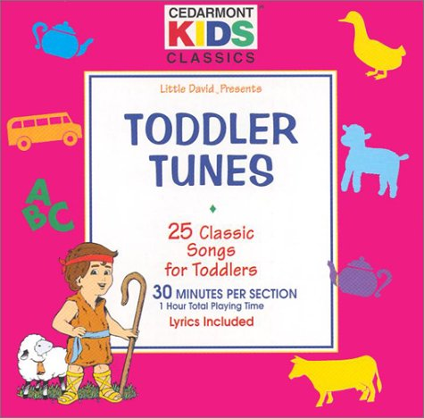 Toddler Tunes N/A edition cover