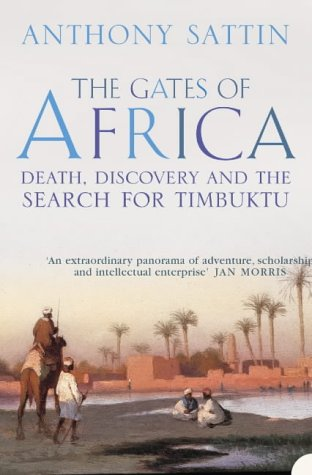 The Gates of Africa N/A edition cover