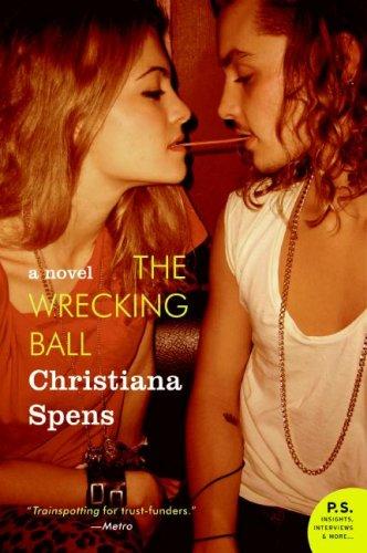 Wrecking Ball A Novel  2008 9780061649349 Front Cover