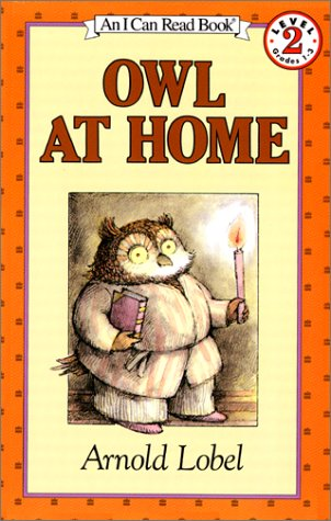 Owl at Home   1975 9780064440349 Front Cover