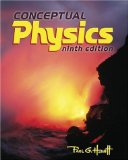 Conceptual Physics  9th 2002 9780130949349 Front Cover