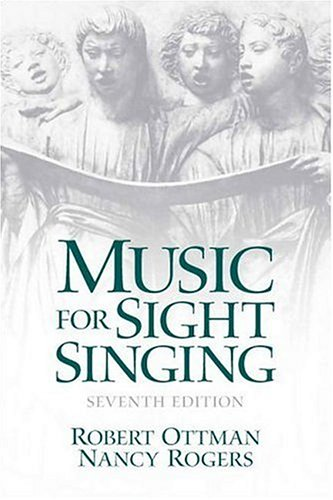 Music for Sight Singing  7th 2007 (Revised) edition cover
