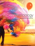 Exploring Sociology A Canadian Perspective 3rd 9780133399349 Front Cover