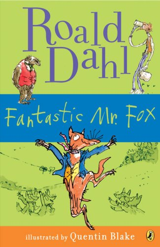 Fantastic Mr. Fox   2011 9780142410349 Front Cover