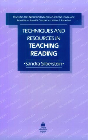 TECHNIQUES AND RESOURCES IN TEACHING READING   1994 edition cover
