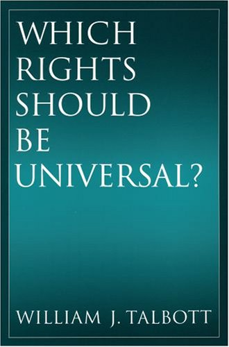 Which Rights Should Be Universal?   2007 edition cover