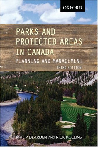 PARKS+PROTECTED AREAS IN CANAD N/A edition cover