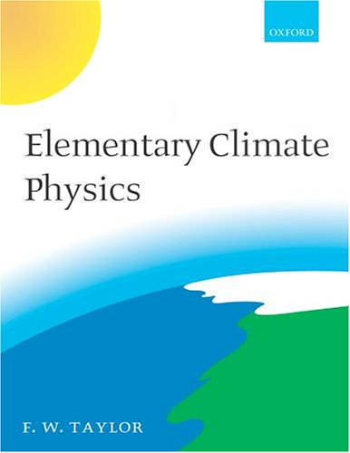 Elementary Climate Physics   2005 edition cover