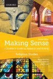 Making Sense in Religious Studies: A Student's Guide to Research and Writing  2015 edition cover
