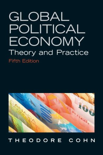 Global Political Economy  5th 2010 edition cover