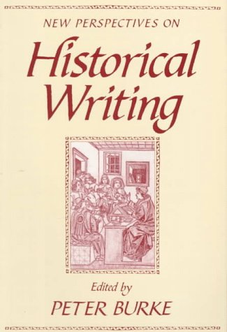 New Perspectives on Historical Writing   1992 edition cover
