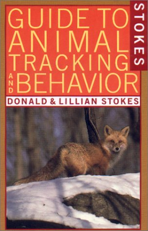 Guide to Animal Tracking and Behavior  N/A 9780316817349 Front Cover