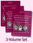 Merrill's Atlas of Radiographic Positioning and Procedures 3-Volume Set 12th 2011 edition cover