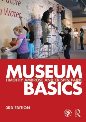 Museum Basics  3rd 2012 (Revised) edition cover