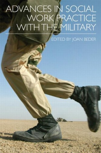 Advances in Social Work Practice with the Military   2012 edition cover