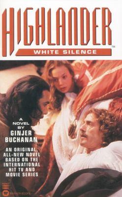 Highlander(TM): White Silence   1999 9780446606349 Front Cover