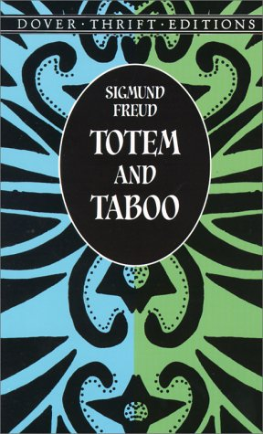 Totem and Taboo  Unabridged  edition cover