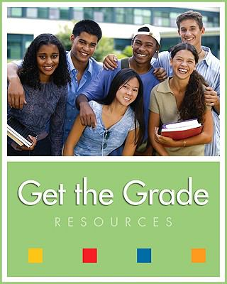 Get the Grade - Resources   2008 9780495116349 Front Cover