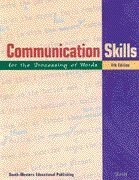 Communication Skills for the Processing of Words  4th 1997 (Revised) 9780538651349 Front Cover