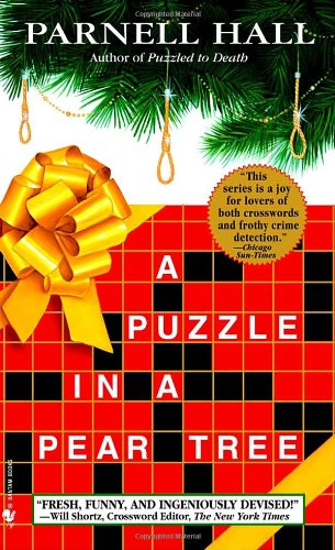 Puzzle in a Pear Tree   2002 9780553584349 Front Cover