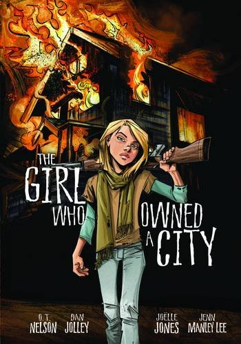 Girl Who Owned a City The Graphic Novel  2012 edition cover