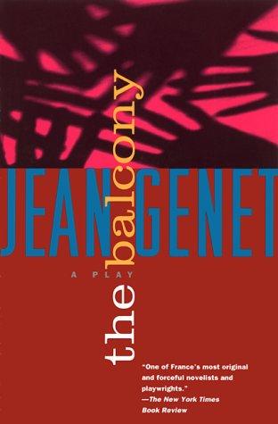 Balcony   1966 edition cover