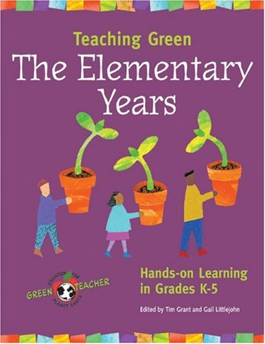 Elementary Years Hands-On Learning in Grades K-5  2005 edition cover