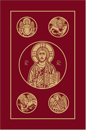Catholic Bible-RSV 2nd 2006 (Revised) edition cover