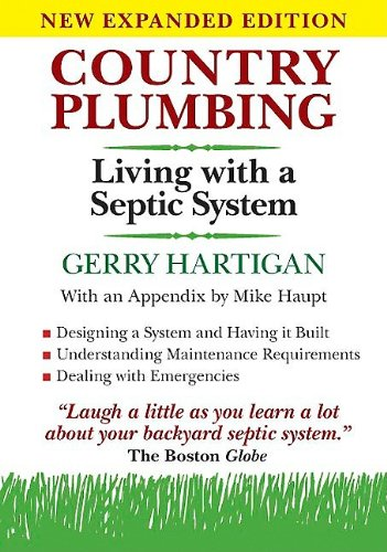 Country Plumbing Living with a Septic System 2nd 2009 9780911469349 Front Cover