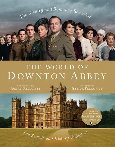 World of Downton Abbey  N/A edition cover